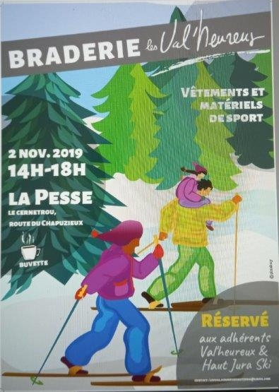 Braderie val heureux