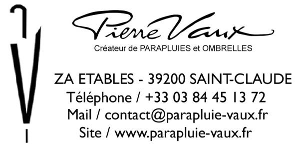Pierre Vaux Parapluie