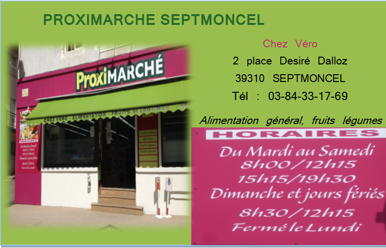 Proximarche Septmoncel